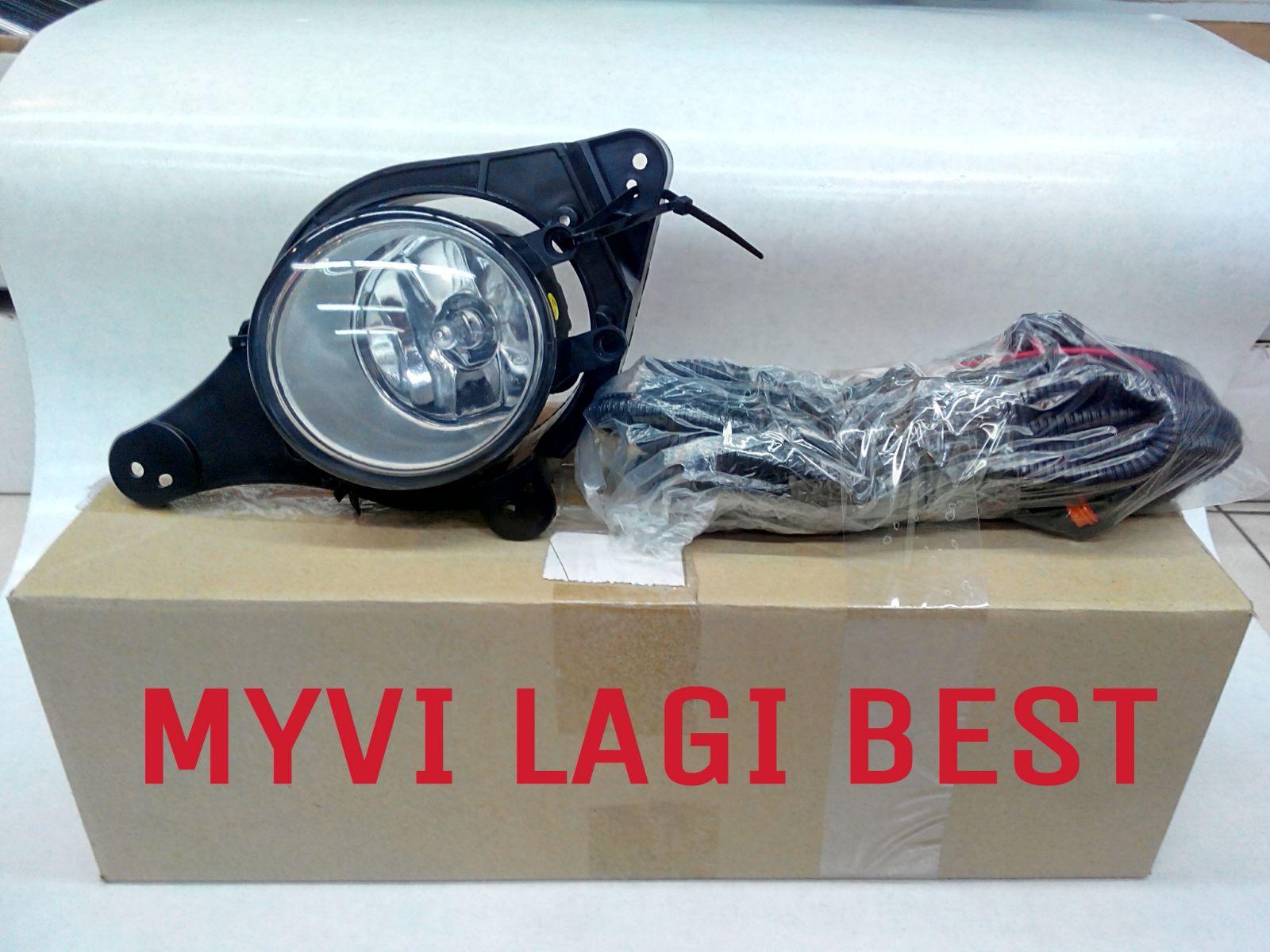 Myvi Lagi Best Fog Lamp Shah Alam Car Accessories Triton Complete